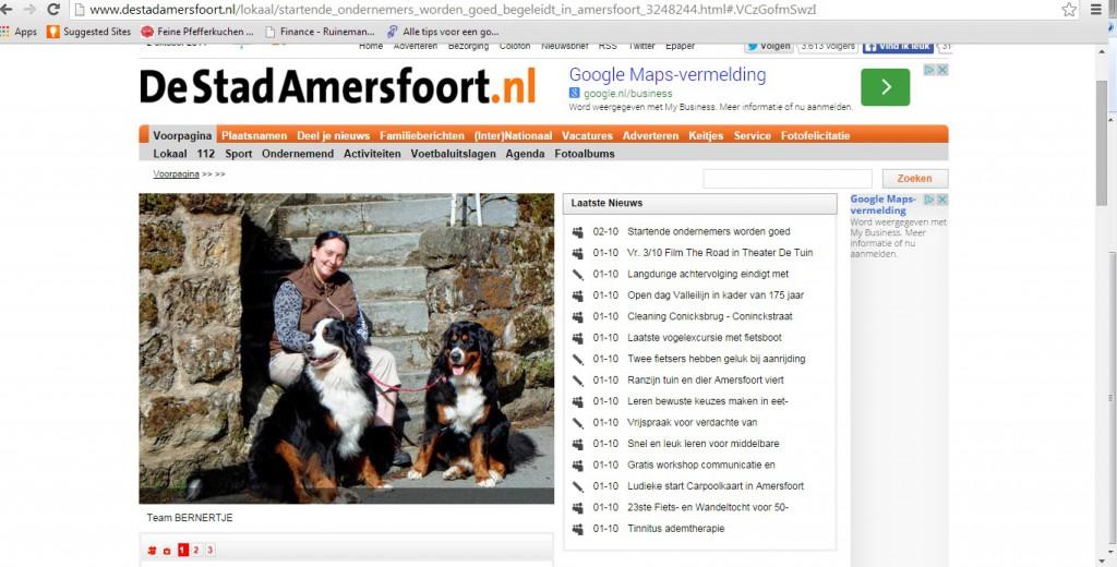 Stad Amersfoort ARTIKEL 2-10-2014 deel 1